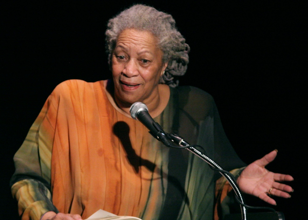 Toni Morrison on Embracing Failure as Information