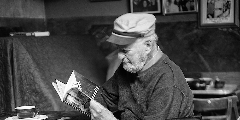 Happy 100th Birthday Lawrence Ferlinghetti