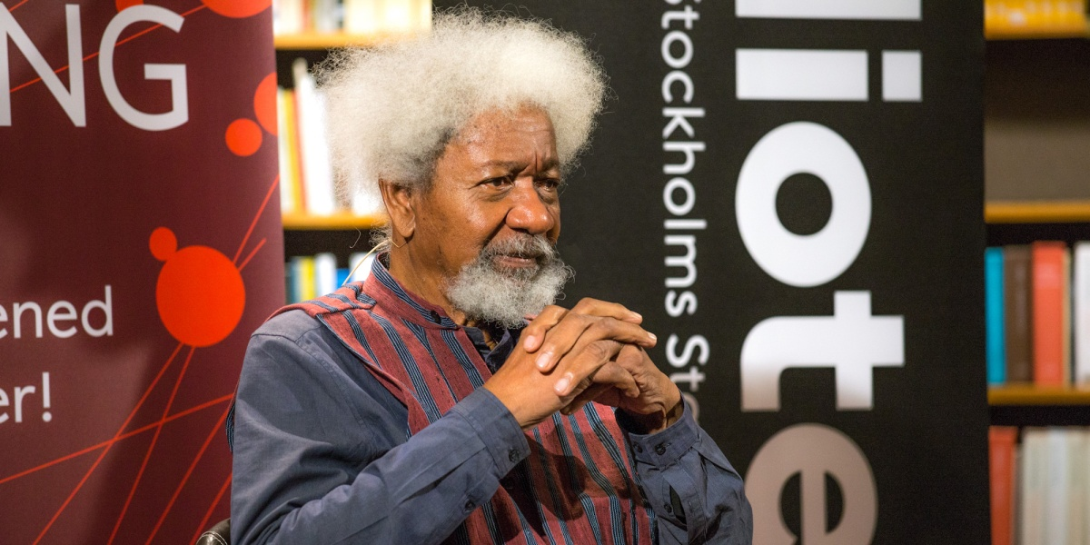 Wole Soyinka in Conversation With Henry Louis Gates